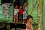 """""""I was surprised to find that Fiji is bustling, diverse country in which many of its citizens still live the traditional lifestyle."""" Yoonhee Ryder"""