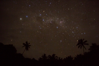 """""""You get to see a night sky so bright and full of stars you forget why we need lights."""" Christel Carlisle"""