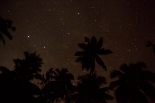 """""""Nighttime at camp consisted of storytelling and star gazing making nights some of our most enjoyable moments in Fiji."""" Alea Rouse"""