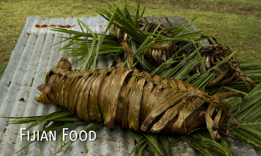 Fijian Food Cover
